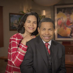 Pastor Bill and Veronica Winston