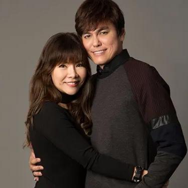 Pastor Joseph And Wendy Prince Formal Photo