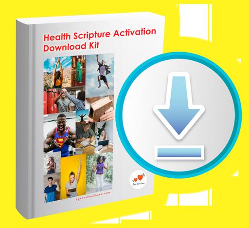 Health Activation Digital Download Image of Kit